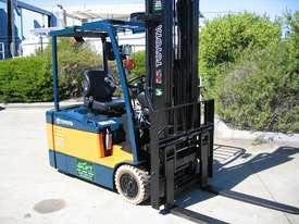 Toyota 7FBE20 Battery/Electric forklift with 6 mtr lift - picture5' - Click to enlarge