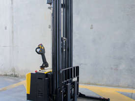 Low Hours - Ex-demo Walkie Stacker - picture1' - Click to enlarge