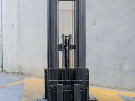 Low Hours - Ex-demo Walkie Stacker - picture2' - Click to enlarge