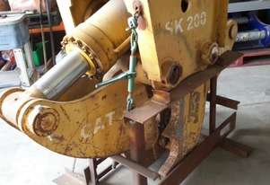SEC Concrete Crusher/pulveriser with rotator Crusher/Pulveriser Attachments