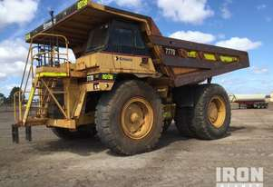 2005 Cat 777D Off-Road End Dump Truck