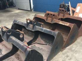 Excavator Buckets  - picture0' - Click to enlarge