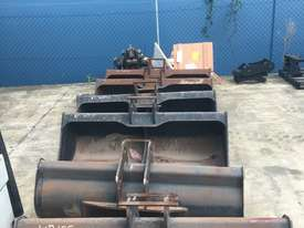 Excavator Buckets  - picture1' - Click to enlarge