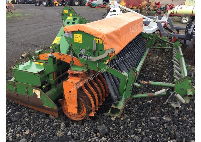 Amazone KG303 Power Harrows Tillage Equip