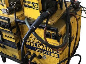 WIA MIG Welder Weldmatic Utility 240 Amp c/w W19 Wire Feeder - picture1' - Click to enlarge