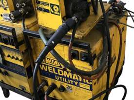 WIA MIG Welder Weldmatic Utility 240 Amp c/w W19 Wire Feeder - picture2' - Click to enlarge
