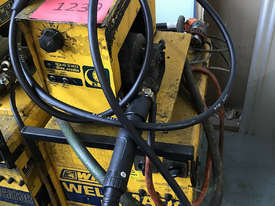 WIA MIG Welder Weldmatic Utility 240 Amp c/w W19 Wire Feeder - picture3' - Click to enlarge