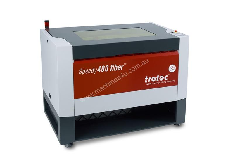 The Speedy 400 Fiber is an intelligent and powerful machine.