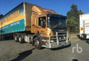 Scania   P420 Prime Mover (T/A)