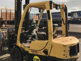 Diesel 2.5 Ton forklifts Hyster - picture6' - Click to enlarge