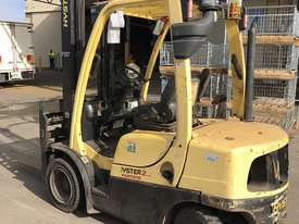 Diesel 2.5 Ton forklifts Hyster - picture14' - Click to enlarge