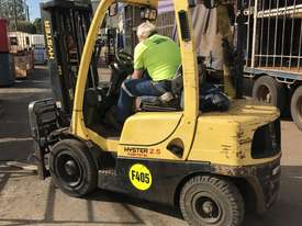 Diesel 2.5 Ton forklifts Hyster - picture11' - Click to enlarge