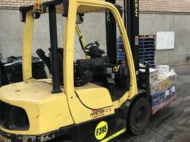Diesel 2.5 Ton forklifts Hyster - picture18' - Click to enlarge