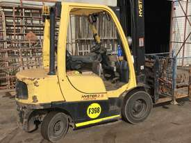 Diesel 2.5 Ton forklifts Hyster - picture4' - Click to enlarge