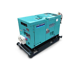 DENYO 10KVA Diesel Generator Kubota Engine - 1 Phase - picture2' - Click to enlarge