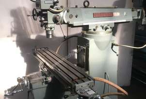 Pacific Turret Milling Machine