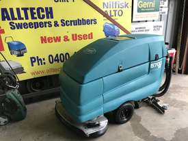 Tennant 5700 industrial scrubber great and ready to go! - picture7' - Click to enlarge
