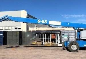 USED GENIE 85FT STICK BOOM LIFT