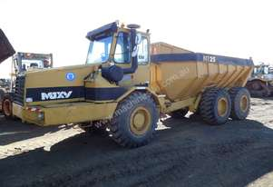 1988 Moxy 6225B 6X6 Articulated Dump Truck *CONDITIONS APPLY*