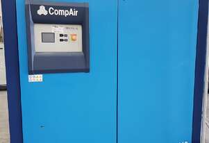 110Kw COMPAIR Year 2015 Germany + 55Kw ELGi VFD Year 2015 Screw Compressors