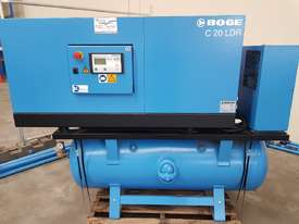 INGERSOLL RAND 2016 Screw Compressor 22Kw In-Built Dryer/Tank UNDER 100 HOURS USE. AIR DRYERS/TANKS - picture1' - Click to enlarge