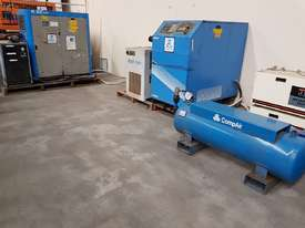 INGERSOLL RAND 2016 Screw Compressor 22Kw In-Built Dryer/Tank UNDER 100 HOURS USE. AIR DRYERS/TANKS - picture16' - Click to enlarge