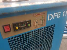 INGERSOLL RAND 2016 Screw Compressor 22Kw In-Built Dryer/Tank UNDER 100 HOURS USE. AIR DRYERS/TANKS - picture13' - Click to enlarge