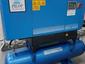 Quality Italian PNEUTECH Screw Compressor, 15Kw, In-Built Dryer. AIR DRYERS & TANKS. We BUY & TRADE - picture1' - Click to enlarge