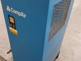 Quality Italian PNEUTECH Screw Compressor, 15Kw, In-Built Dryer. AIR DRYERS & TANKS. We BUY & TRADE - picture7' - Click to enlarge