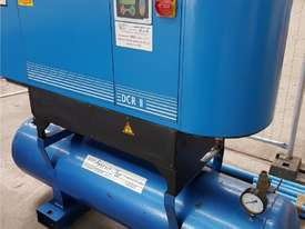 Quality Italian PNEUTECH Screw Compressor, 15Kw, In-Built Dryer. AIR DRYERS & TANKS. We BUY & TRADE - picture9' - Click to enlarge