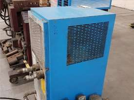 Quality Italian PNEUTECH Screw Compressor, 15Kw, In-Built Dryer. AIR DRYERS & TANKS. We BUY & TRADE - picture8' - Click to enlarge