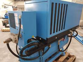 Quality Italian PNEUTECH Screw Compressor, 15Kw, In-Built Dryer. AIR DRYERS & TANKS. We BUY & TRADE - picture11' - Click to enlarge
