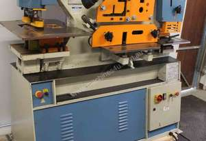 Trade In Clearance  1 Only Metalex Multi 60 Twin Cylinder Punch And Shear
