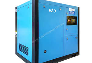 Pneutech PR Series 60hp (45kW) Variable Speed Rotary Screw Air Compressor