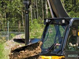 Digga Tractor Post Hole Digger PD3 Series With Free Auger, Frame and Hoses - picture0' - Click to enlarge