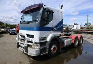 2000 Mack Quantam 6x4 Day Cab Prime Mover IN AUCTION