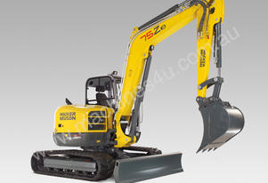 Wacker Neuson NEW 75Z3 Zero Tail Excavator
