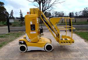 Haulotte Star 8 Boom Lift Access & Height Safety