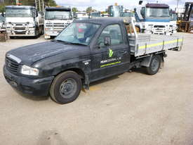 2005 Mazda B2600 4x2 Single Cab Tray Back Utility - In Auction - picture0' - Click to enlarge