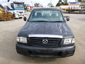 2005 Mazda B2600 4x2 Single Cab Tray Back Utility - In Auction - picture1' - Click to enlarge