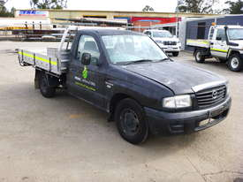 2005 Mazda B2600 4x2 Single Cab Tray Back Utility - In Auction - picture2' - Click to enlarge