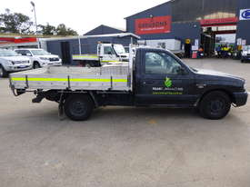 2005 Mazda B2600 4x2 Single Cab Tray Back Utility - In Auction - picture3' - Click to enlarge