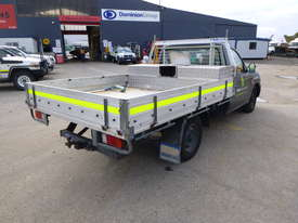 2005 Mazda B2600 4x2 Single Cab Tray Back Utility - In Auction - picture4' - Click to enlarge