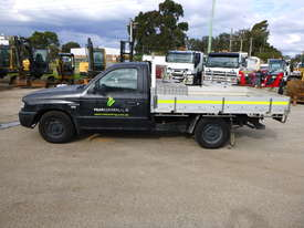 2005 Mazda B2600 4x2 Single Cab Tray Back Utility - In Auction - picture7' - Click to enlarge