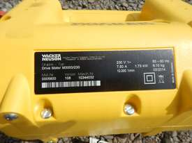 Wacker Neuson M3000 Concrete Vibrator-10344032 - picture4' - Click to enlarge