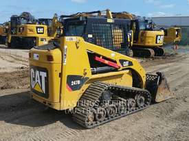 CATERPILLAR 247B3LRC Multi Terrain Loaders - picture3' - Click to enlarge