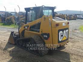 CATERPILLAR 247B3LRC Multi Terrain Loaders - picture4' - Click to enlarge