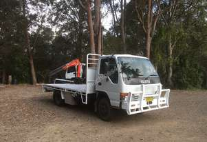 Isuzu npr 300 medium 2002 turbo