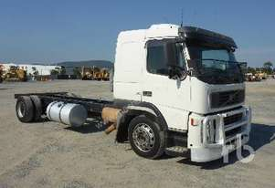 Volvo   FM9 Cab & Chassis
