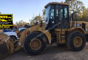 2012 Wheel Loader, only 3050hrs with Forks